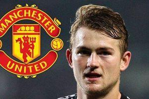 Chuyển nhượng cầu thủ Man Utd: Tranh chữ ký De Ligt, chia tay Ighalo và cho Nice mượn Lingard