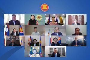 Tổng Thư ký Dato Lim Jock Hoi đề cao vai trò lãnh đạo và sự kiên trì của Việt Nam dẫn dắt ASEAN