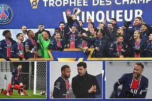 Man City gây sức ép lên Liverpool và Man United, Pochettino có danh hiệu đầu tiên ở PSG