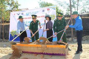 Đắk Lắk: Khởi công xây dựng Trạm xá quân dân y trên địa bàn biên giới