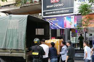 Công ty Nhật Cường tuồn lô hàng lậu gần 900 tỉ đồng qua sân bay Nội Bài như thế nào?