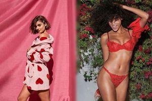 Victoria's Secret tung ảnh nội y Valentine với dàn người mẫu tuyệt đẹp