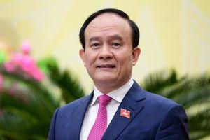 Ông Nguyễn Ngọc Tuấn làm Chủ tịch Ủy ban bầu cử thành phố Hà Nội