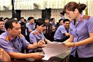 VKSND tối cao công bố kết quả thi Kiểm sát viên