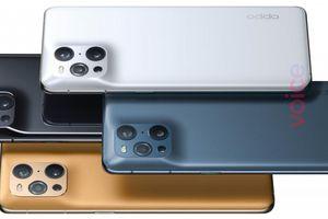 Oppo Find X3 Pro xuất hiện trong hình ảnh render chính thức với cụm camera độc đáo