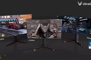 LG ra mắt loạt màn hình gaming mới, hỗ trợ 4K/144Hz và HDMI 2.1