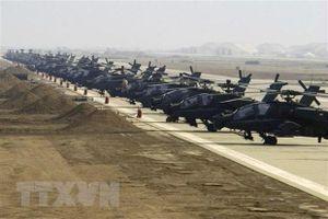 Australia mua trực thăng Apache AH-64E thay thế trực thăng Tiger