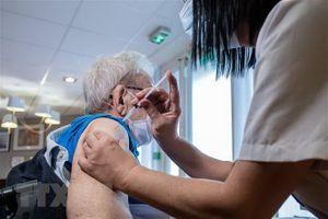 Dịch COVID-19: EU lo ngại về tình trạng chậm phân phối vắcxin