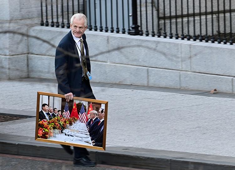 Nhân viên Nhà Trắng bắt đầu gói ghém đồ đạc