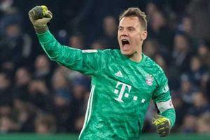 Neuer là thủ môn xuất sắc nhất thập kỷ
