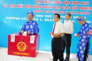 Đà Nẵng thành lập Ủy ban bầu cứ đại biểu Quốc hội khóa XV và đại biểu HĐND TP khóa X (2021 – 2026)