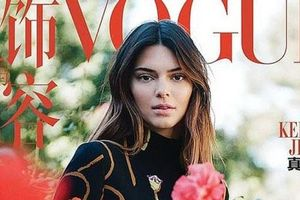 Kendall Jenner tái xuất xinh đẹp trên trang bìa tạp chí Vogue