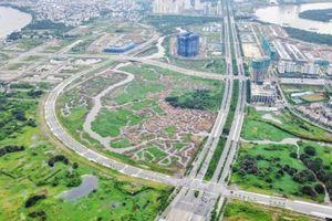 Nhơn Trạch được trích diện tích đất lớn để làm nhiều dự án