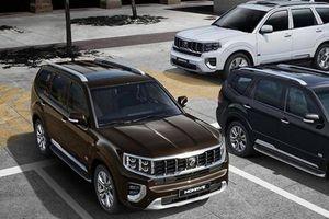 Kia Mohave 2021 ra mắt trang bị hệ thống lái bán tự động, giá từ 1,03 tỷ