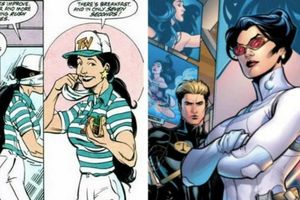 Wonder Woman từng làm những công việc gì ở thế giới loài người (P.2)
