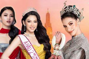 Thái Lan đăng cai Miss Grand International vào tháng 3, fan kì vọng Ngọc Thảo lập kì tích như H'Hen Niê
