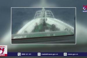 Khánh Hòa cứu hộ thành công tàu cá BĐ 97054 TS