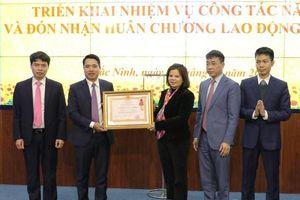 Sở Thông tin và Truyền thông tỉnh Bắc Ninh đón nhận Huân chương Lao động hạng Nhì