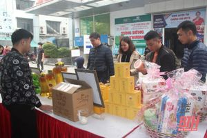Hội tụ thành quả hơn 2 năm thực hiện Chương trình Mỗi xã một sản phẩm tỉnh Thanh Hóa