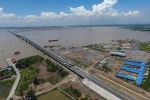Nghiên cứu đầu tư cầu vượt biển Tân Vũ-Lạch Huyện 2 tại Hải Phòng