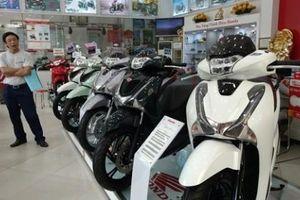 Ngày càng chuộng ô tô, tỉ lệ tiêu thụ xe máy tại Việt Nam có xu hướng giảm mạnh