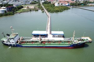 Hệ thống kho dự trữ và cung ứng xăng dầu tại BR-VT tương đối đồng bộ