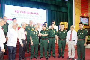 Đại tá Nguyễn Viết Tá: Người thảo lời hiệu triệu Thi đua Ấp Bắc...