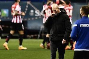 Thua Bilbao, Real dừng bước ở bán kết Siêu Cup Tây Ban Nha