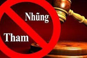 Trình tự, thủ tục bảo vệ người tố cáo về hành vi tham nhũng, lãng phí