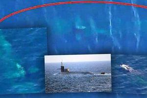Iran khoe video 'bắt sống' tàu ngầm hạt nhân Mỹ ở vùng Vịnh