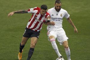 Thua sốc Bilbao, Real Madrid lỡ hẹn 'Siêu kinh điển' với Barca