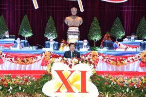 Bế mạc Đại hội lần thứ XI Đảng Nhân dân Cách mạng Lào