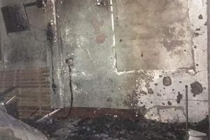 Cháy nhà trong đêm, nhiều tài sản bị thiêu rụi