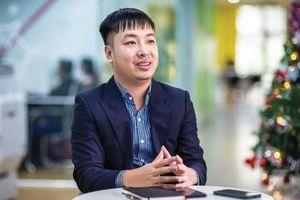 Lê Minh Hải, sáng lập, CEO TienNgay.vn: 'May đo' dịch vụ tài chính đa tiện ích