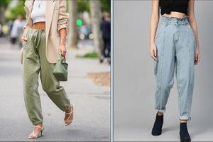 4 kiểu quần là khắc tinh của nàng chân ngắn