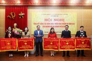 Ngành Nội vụ Hà Nội chú trọng tham mưu giải pháp phát triển Thủ đô