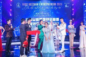 Xử phạt 90 triệu đồng đơn vị tổ chức thi Hoa hậu Doanh nhân sắc đẹp Việt 2020