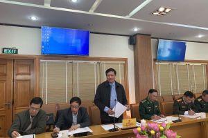 Tổ công tác số 2: Lào Cai tiếp tục kiểm soát chặt đường mòn, lối mở để ngăn dịch bệnh