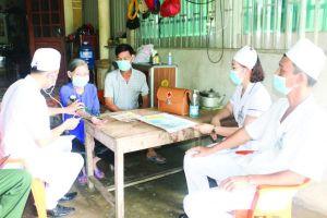 Y tế cơ sở là 'thành lũy' phòng chống COVID -19