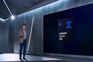 Samsung giới thiệu bộ xử lý Exynos 2100 dành cho các dòng điện thoại thế hệ tương lai
