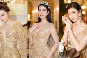 Á hậu Phương Anh mặc bộ váy được yêu thích nhất nhì showbiz Việt, đụng hàng 5 mỹ nhân đình đám