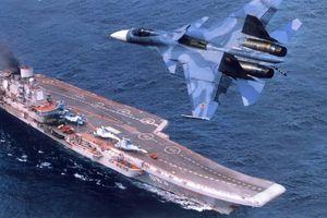 Sự thực việc 'Hải quân Nga không có nhu cầu về tàu sân bay'
