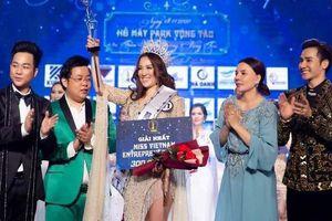 Phạt 90 triệu đồng BTC Hoa hậu Doanh nhân sắc đẹp Việt Nam