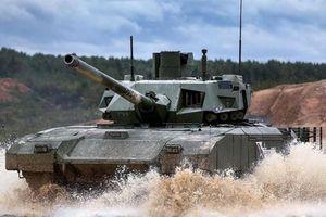 Vì sao xe tăng T-14 Armata liên tiếp trễ hẹn với Quân đội Nga?
