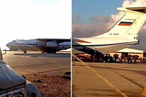 Căn cứ thứ ba ở Syria: Quân đội Nga triển khai cách Thổ Nhĩ Kỳ chỉ 5 km