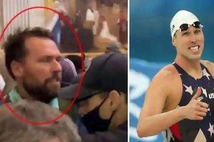 Bắt cựu vô địch Olympic tham gia tấn công đồi Capitol