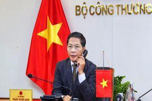 Mỹ chưa áp thuế hoặc trừng phạt hàng xuất khẩu của Việt Nam
