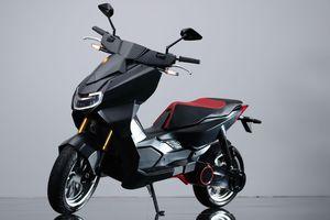 Xe máy điện X Model có tốc độ tối đa 100 km/h