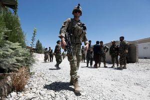 Số lính Mỹ ở Afghanistan thấp nhất 20 năm