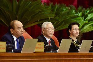 Hội nghị Trung ương 15 đề cử nhân sự 4 chức danh chủ chốt khóa XIII
